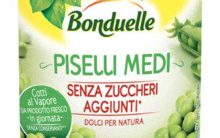 Bonduelle, Piselli Senza Zuccheri Aggiunti gusto dolce e naturale