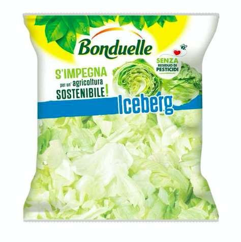 Bonduelle lancia l'Iceberg senza residuo di pesticidi