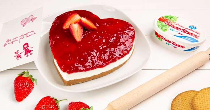 Ricetta Cheesecake con Fresco Spalmabile Nonno Nanni