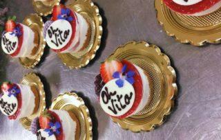 Il Pastry Chef Gaetano Nicoletta lancia il compleanno a domicilio