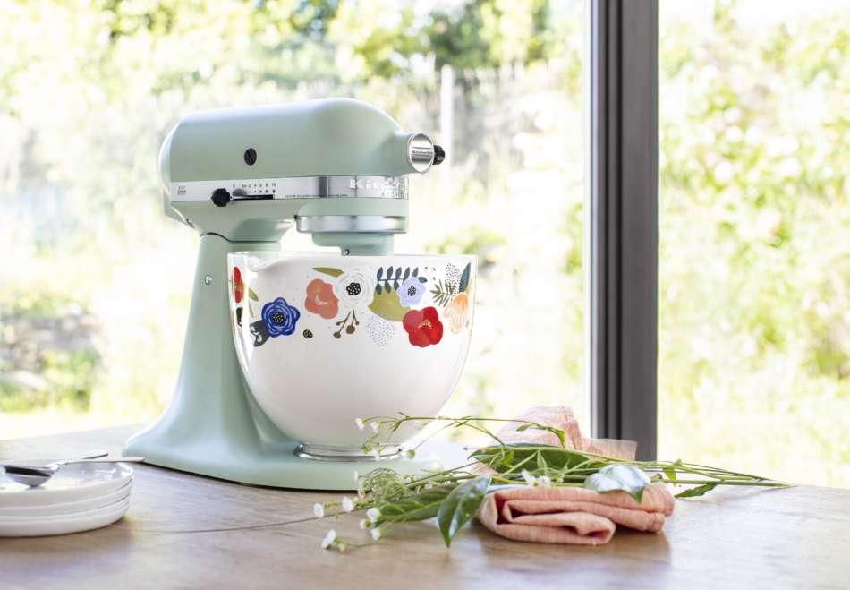KitchenAid e la nuova primaverile Suite Pistacchio