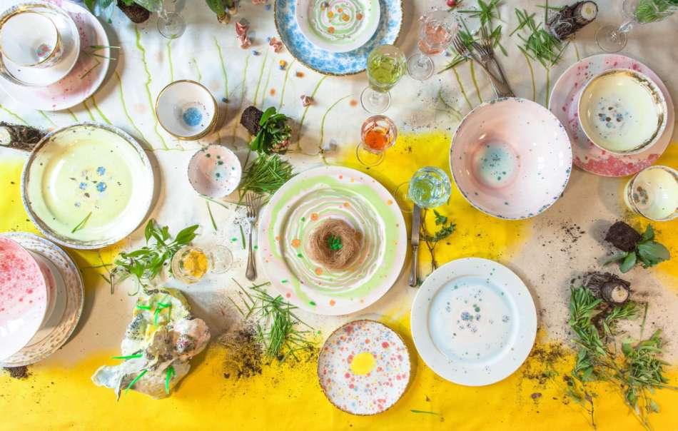 Coralla Maiuri e la sua tavola della primavera