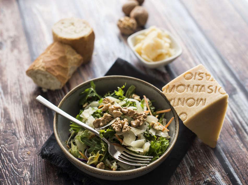 Montasio Dop, il formaggio semplice e genuino
