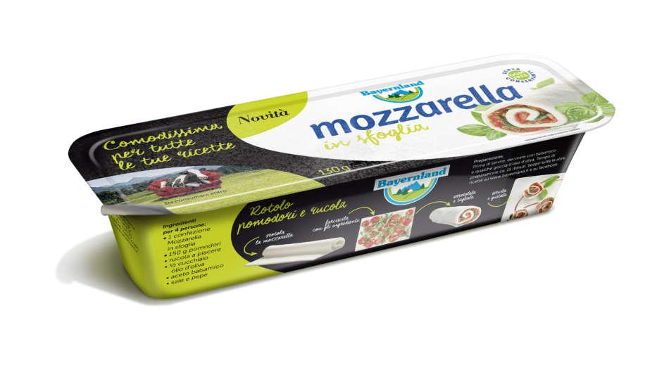 Mozzarella in Sfoglia di Bayenrland, in quattro mosse crei piatti gourmet!
