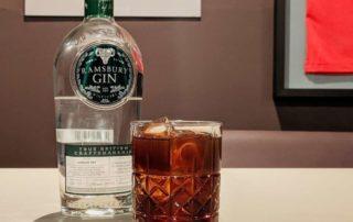 Drink Burrows di Antonio Masi, ispirato al film The Darwin Awards