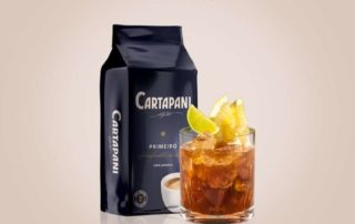 Espresso Tonic con Primeiro Cartapani, lo squisito long drink al caffè