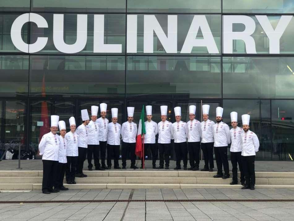 Orogel Food Service sponsor ufficiale della Nazionale Italiana Cuochi