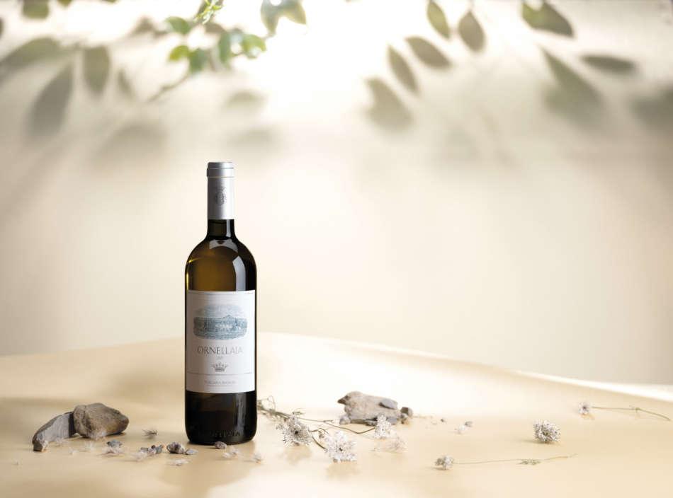Ornellaia Bianco 2017, il vino di cui innamorarsi