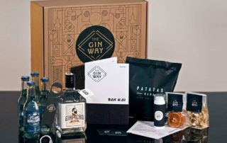 The Gin Way: la mistery box ti arriva a casa!