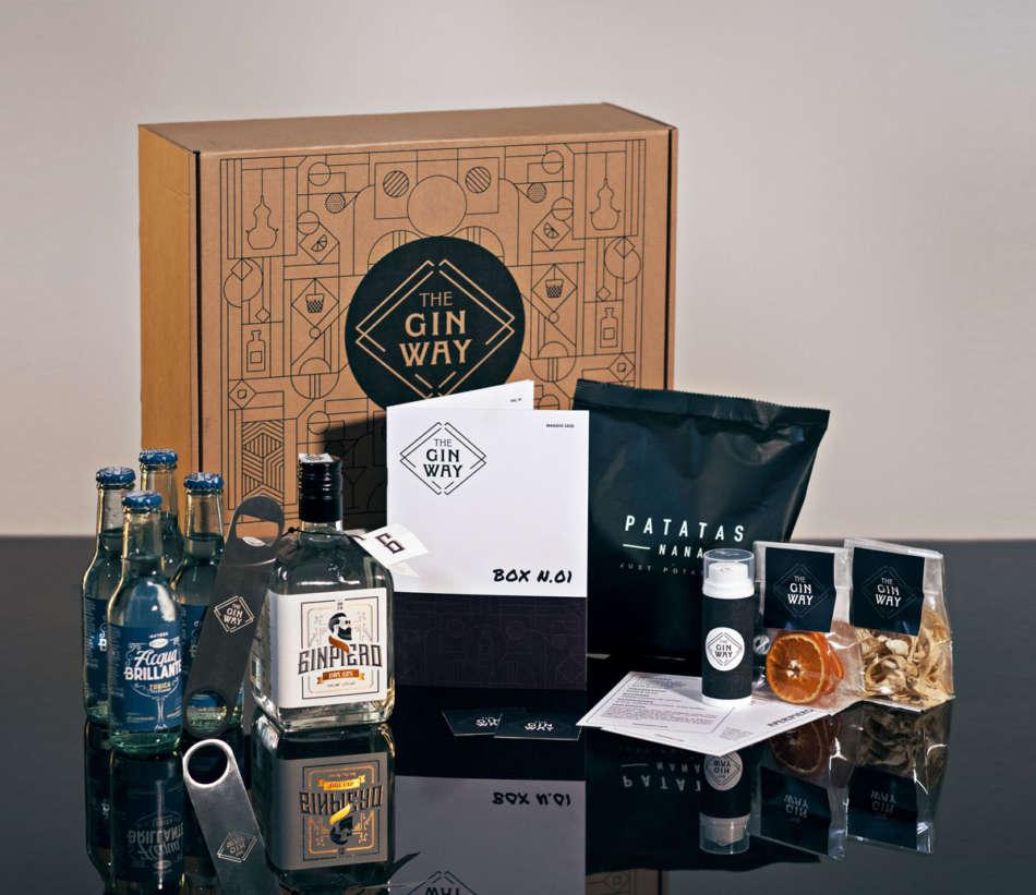 The Gin Way: la mistery box ti arriva a casa!