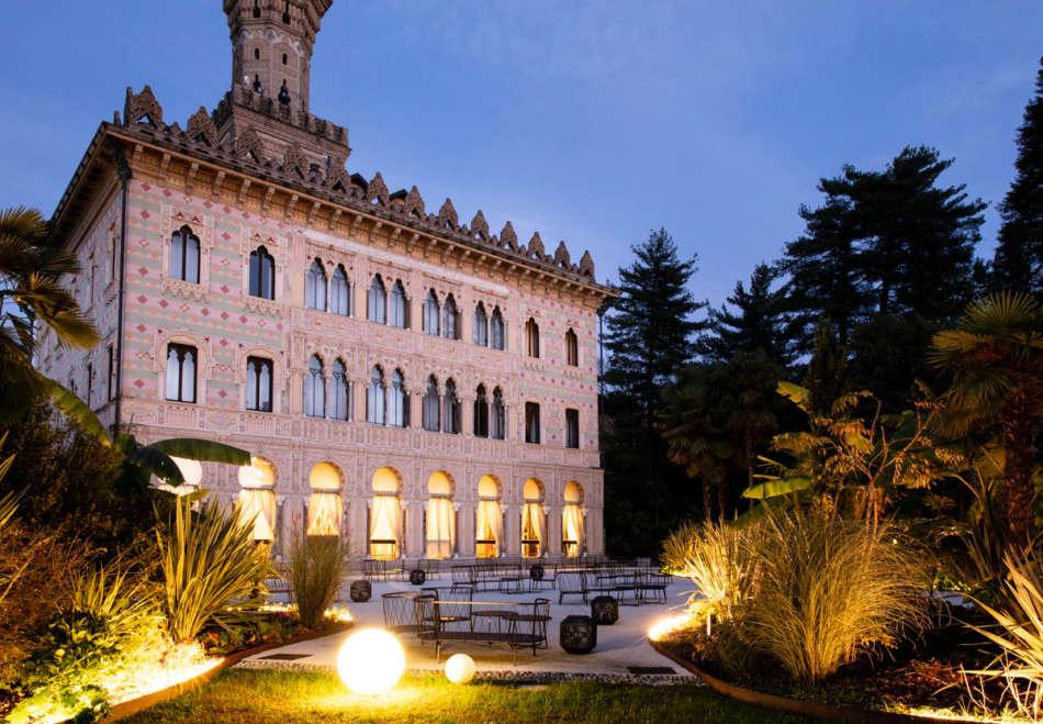 Ristorante Cannavacciuolo, Cena sotto le Stelle per gli ospiti del Relais Villa Crespi