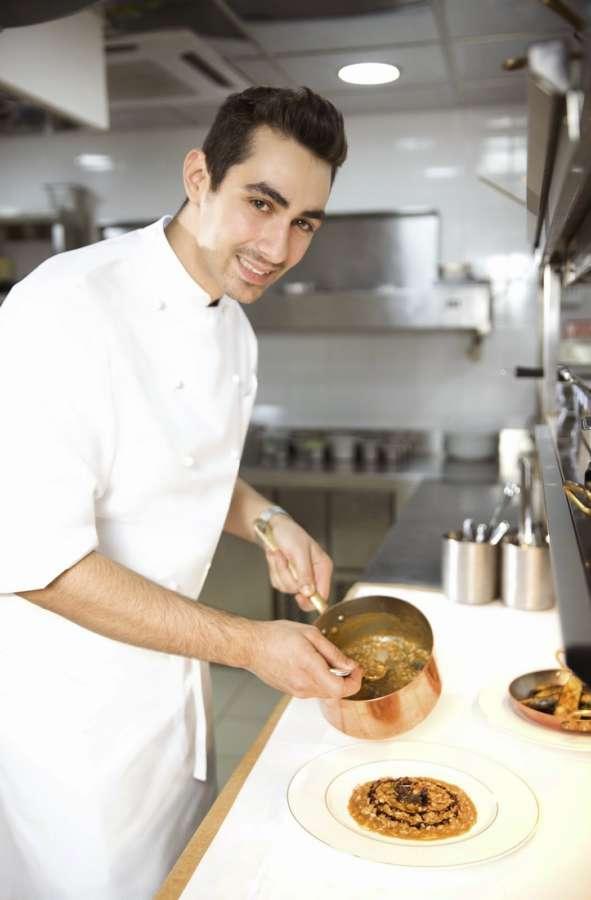 Andrea Gurzi, un giovane chef talentuoso