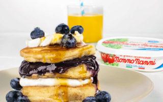 Fresco Spalmabile Nonno Nanni: farcitura golosa per i pancakes