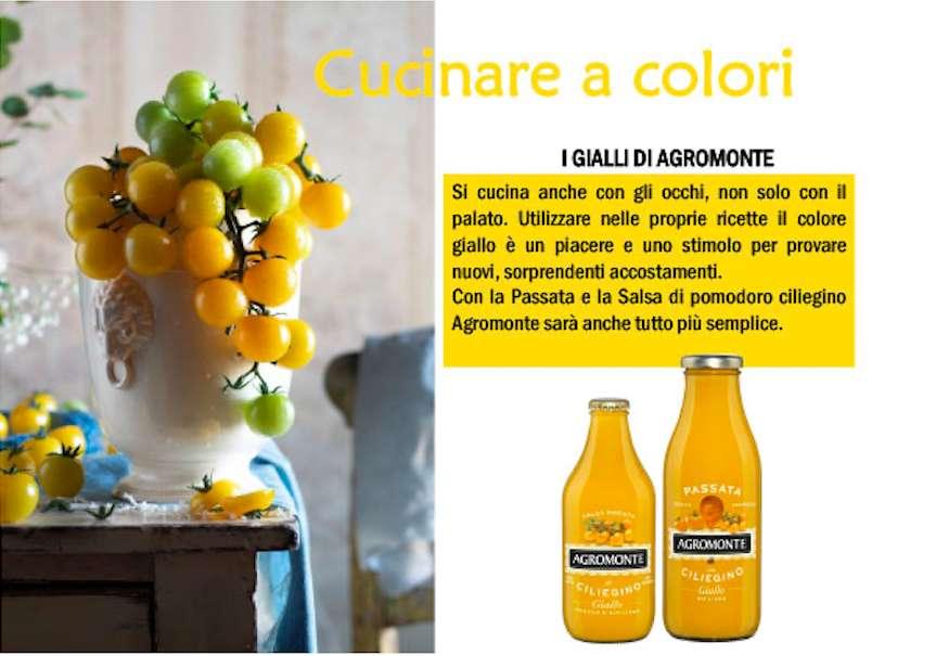 Passata di pomodoro ciliegino giallo Agromonte, un trionfo di gusto!