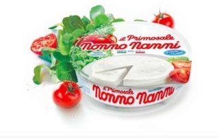 Primosale Nonno Nanni, fresco e versatile