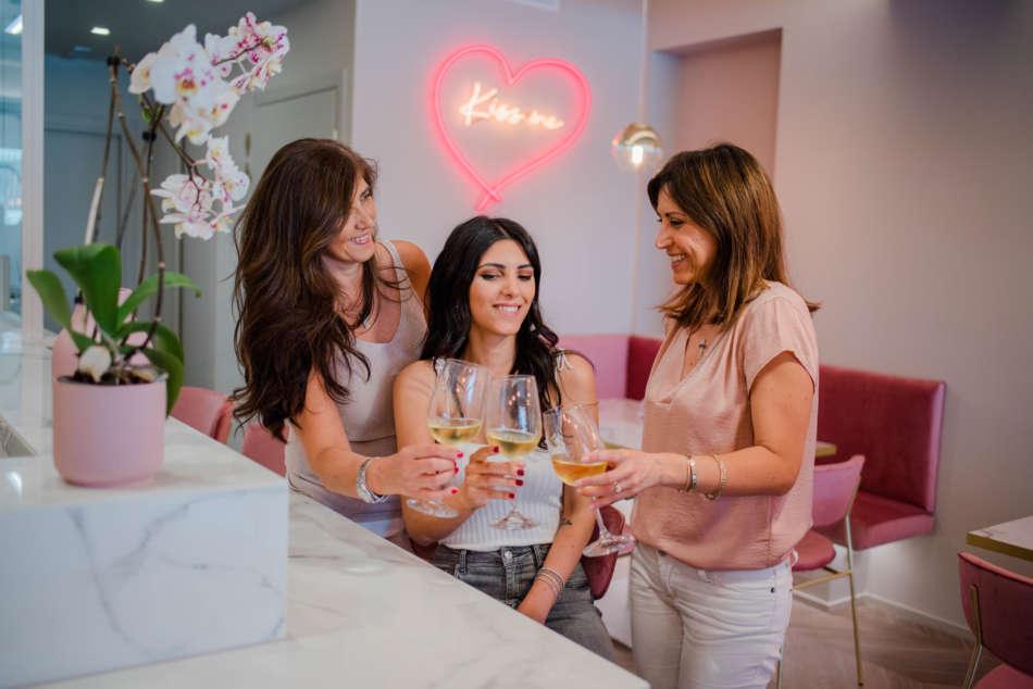 Rose Tartare Bar, un bistrot tutto in famiglia
