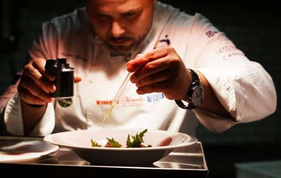 """Apre ad Ercolano """"Acquerello"""" il primo ristorante gourmet ideato per il post-lockdown"""