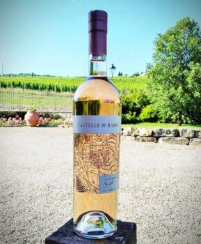 Castello di Radda e il suo primo vermouth