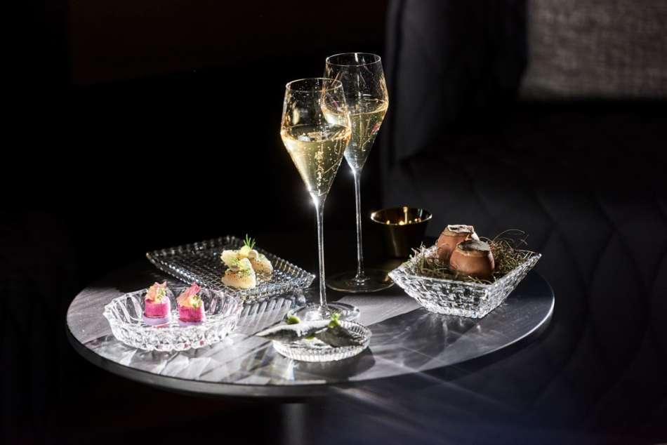 """Chef's Night"""" al Badrutt's Palace Hotel di St. Moritz"""