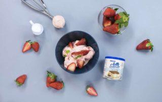 Latte Condensato Nestlé, per un gelato home made