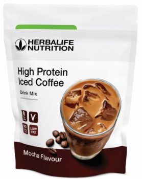 High Protein Iced Coffee Herbalife, la bibita dell'estate