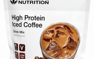 High Protein Iced Coffee Herbalife, la bibita dell'estate