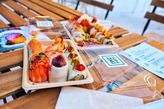 Milano Sushi 2MI, il delivery di sushi italiano
