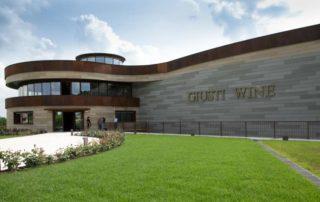 Giusti Wine apre al pubblico la nuova cantina ipogea