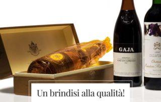Vini pregiati italiani: le cantine Gaja