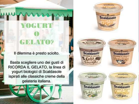 Ricorda il gelato di Scaldasole è perfetto nelle calde giornate estive!