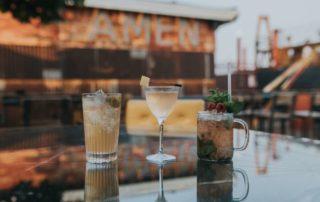 Tre cocktail in rosa: il Chiaretto di Bardolino incontra la mixology
