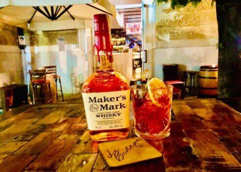 Calabrian Old Fashioned, il drink ispirato al film Shining