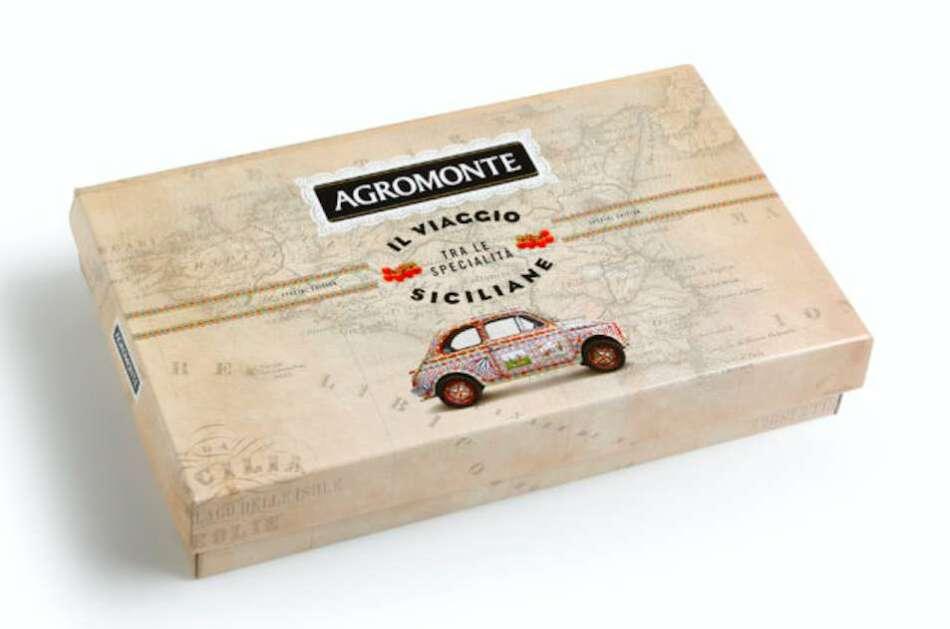 A Natale tutto il gusto della Sicilia nelle scatole regalo firmate Agromonte