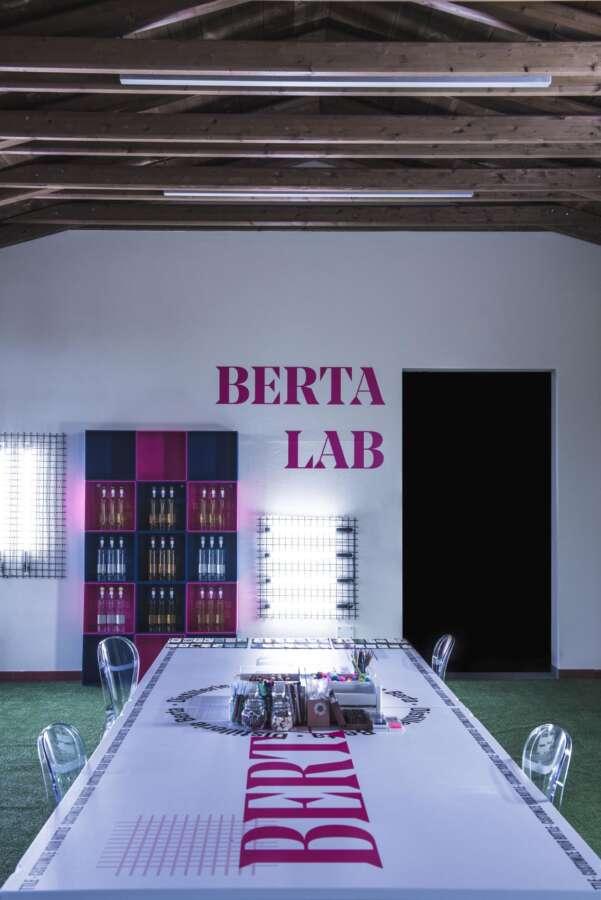 Berta Lab: il nuovo spazio di Distillerie Berta