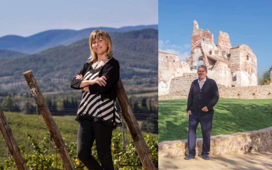 Sodalizio di vini: Graziana Grassini e Giusti Wine