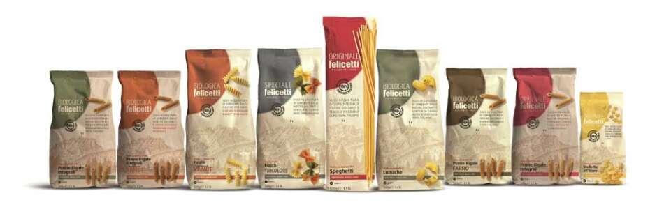 Pastificio Felicetti: nuovi prodotti e attenzione per l'ambiente