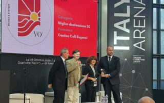Cantina Colli Euganei: i vini di Vo' vincono il Travel Food Award 2020