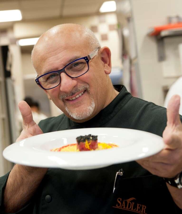 Al via i Corsi di Cucina dello Chef Claudio Sadler