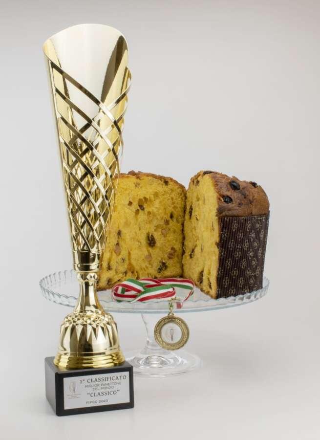 Ruggiero Carli vince l'oro per il Miglior Panettone del Mondo