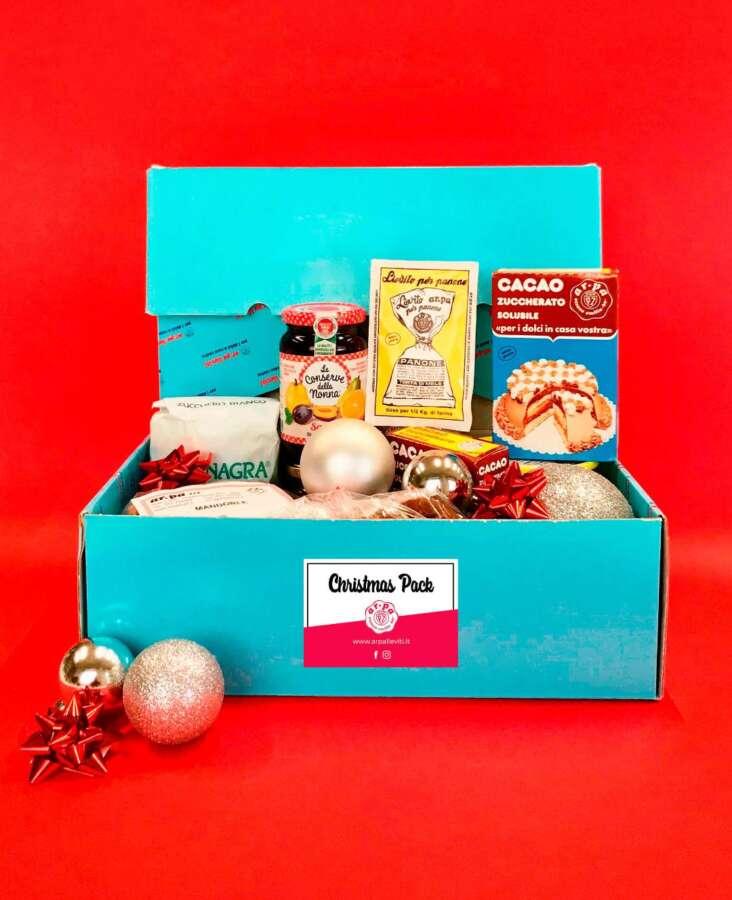 Gift Box Ar.pa Lieviti: l'ingrediente perfetto sotto l'albero di Natale