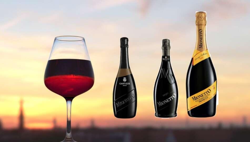 Mionetto vince tre Medaglie d'Oro al Berliner Wine Trophy
