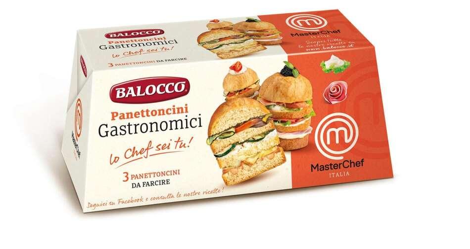 Panettone gastronomico Balocco, idea sfiziosa Natale 2020