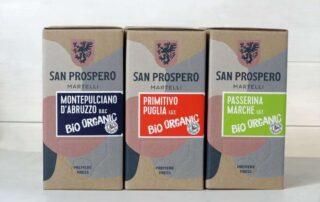 Azienda San Prospero: vino di qualità in BAG IN BOX