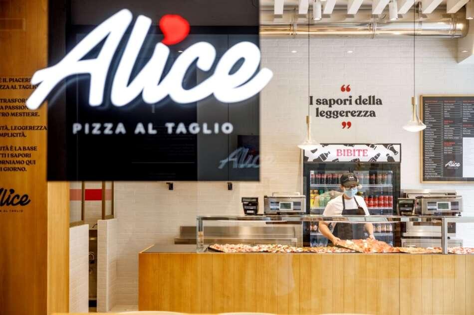 Alice Pizza arriva anche a Milano