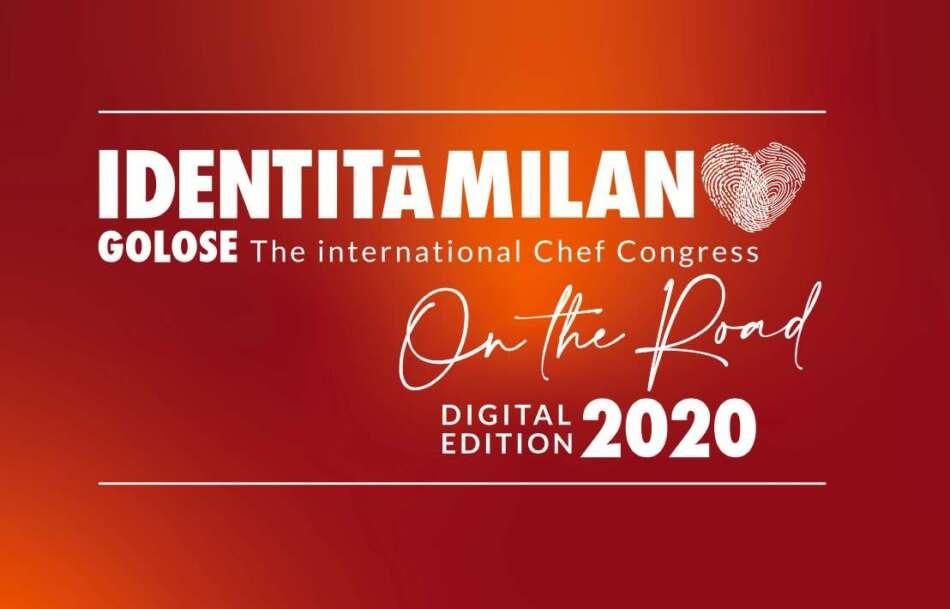 Identità Golose nel 2020 diventa ...On The Road!
