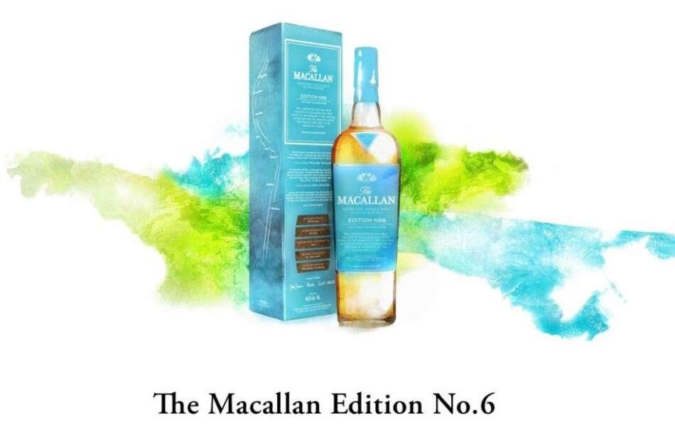 THE MACALLAN presenta il nuovo whisky da collezione