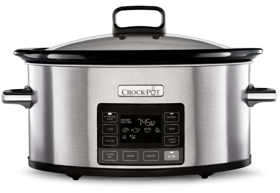 The original Slow Cooker: Crock-Pot presenta la nuova pentola