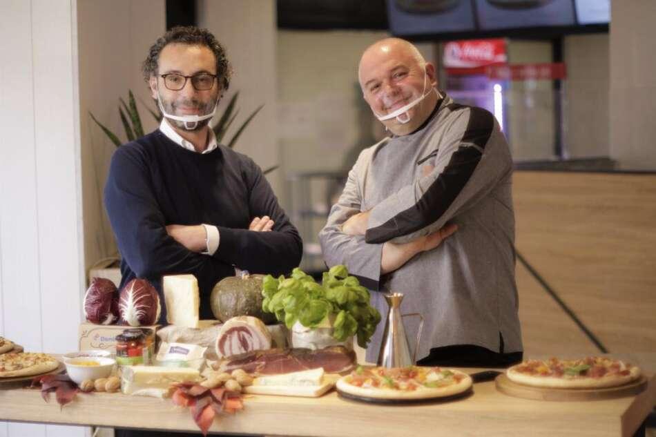 Domino's Pizza, le nuove creazioni 100% italiane