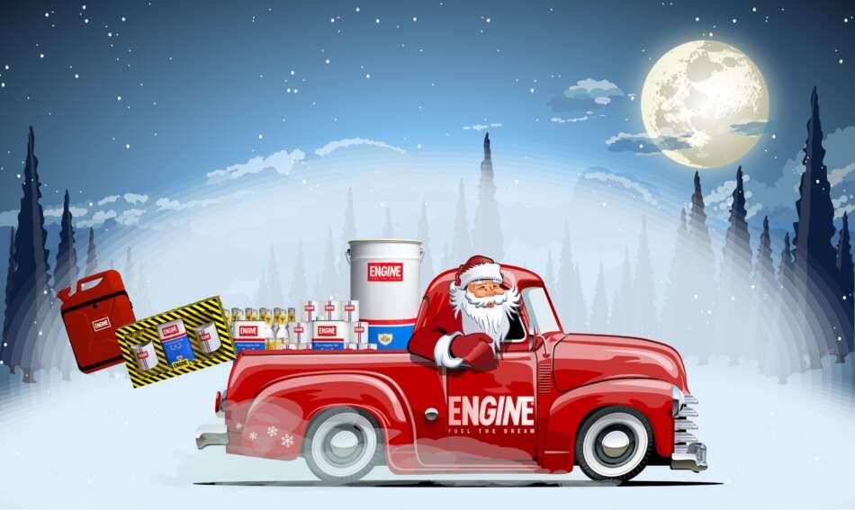 ENGINE, le nuove gift box per il Natale