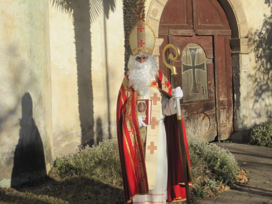 Le mele Marlene e la leggenda di San Nikolaus